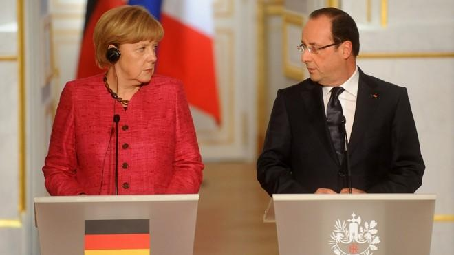 Germany and France don't quite see eye to eye on impending trade talks with the U.S.