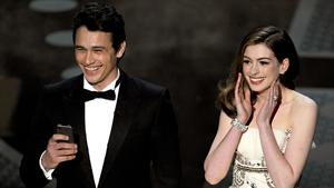 James Franco, Anne Hathaway Didn???t Take ???Charge??? at Oscars, Says Whoopi Goldberg