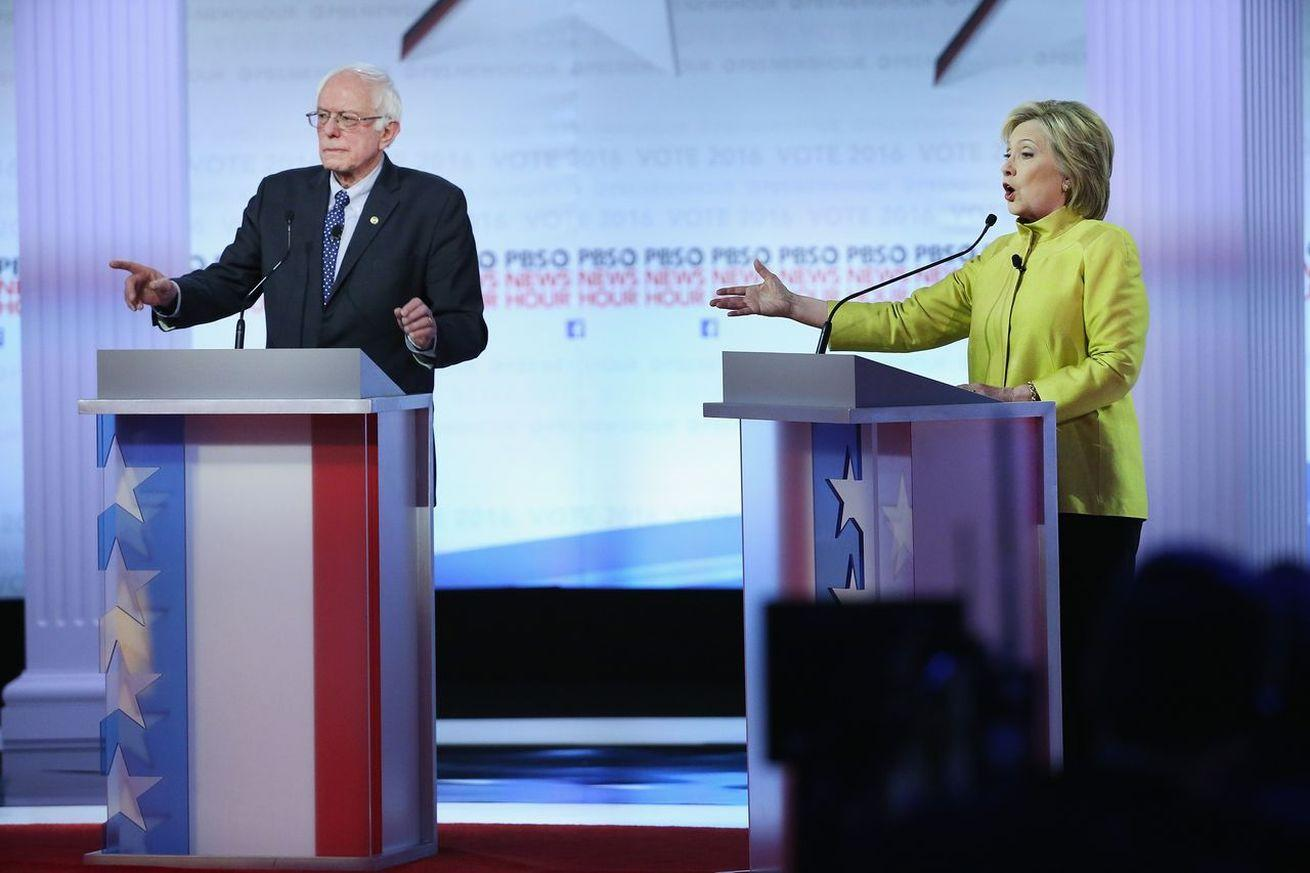 The Bernie Sanders/Hillary Clinton feud over guest workers, explained