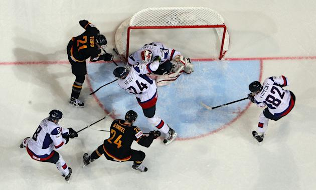 Germany v Slovakia - 2013 IIHF Ice Hockey World Championship