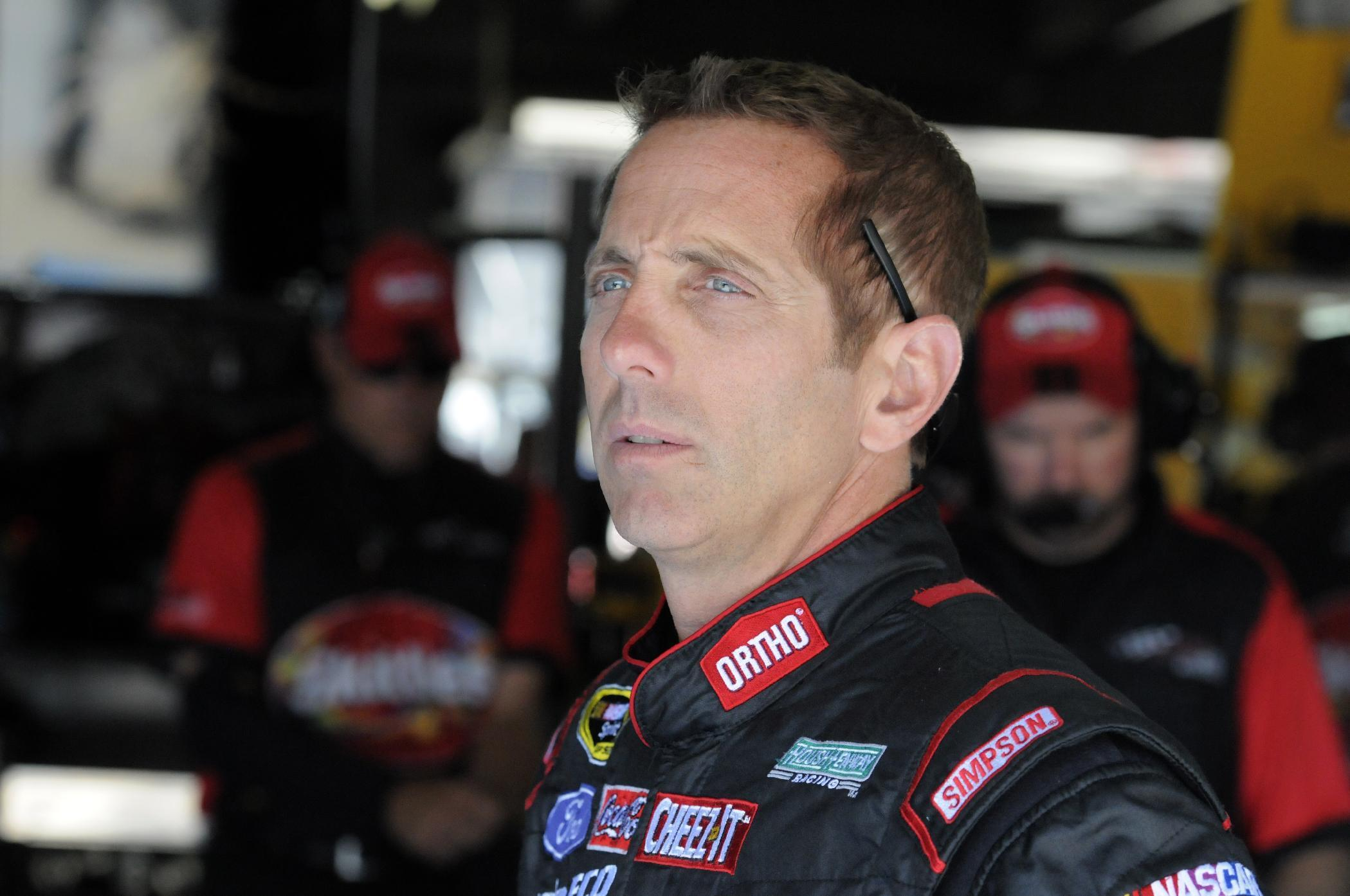 NASCAR: Biffle thinks Roush Fenway turning corner