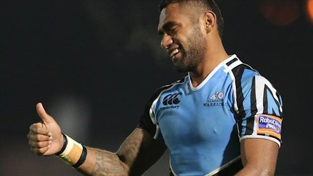 Glasgow Warriors' Niko Matawalu has been cleared of biting Donncha O'Callaghan.