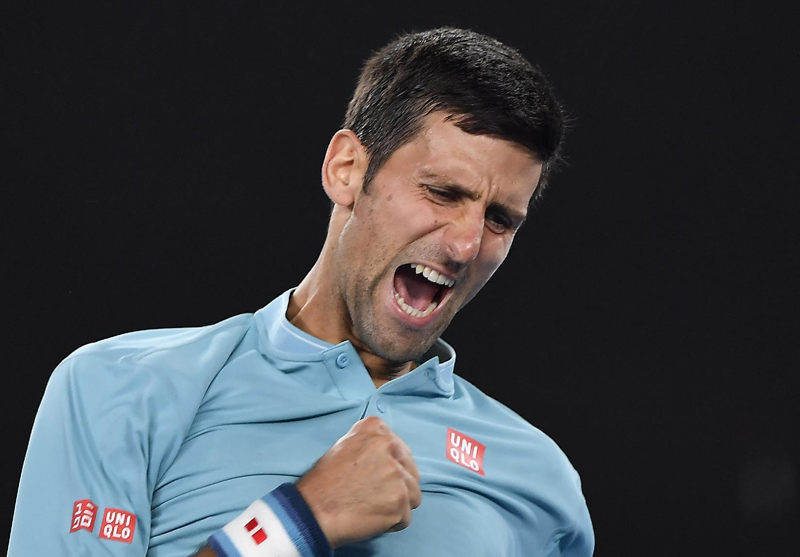 6-time champs Djokovic, Williams post Australian Open wins
