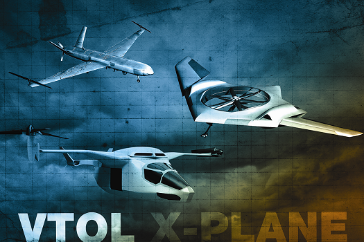 DARPA Wants Novel Vertical-Takeoff Jet