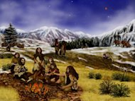 Modern North Africans carry genetic traces from Neanderthals, suggesting their ancestors, too, interbred with humanity&#39;s closest known extinct relatives, report scientists online Oct. 17, 2012, in the journal PLoS One.