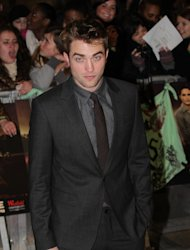 Robert Pattinson played Edward Cullen in the Twilight movies