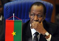 <p>Chief regional mediator Blaise Compaore, pictured on November 11, will meet Mali's Ansar Dine Islamists and Tuareg rebels together for the first time on Friday, in a bid to negotiate an end to the crisis in northern Mali.</p>
