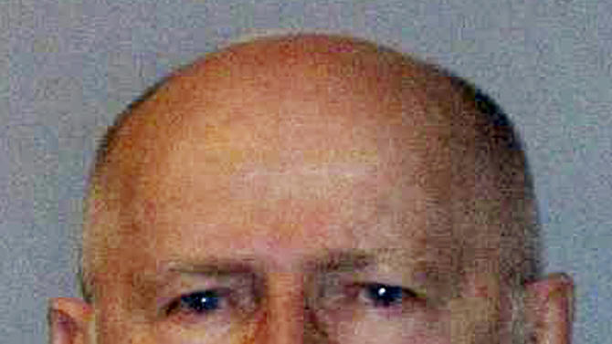 """FILE - This June 23, 2011 booking photo provided by the U.S. Marshals Service shows James """"Whitey"""" Bulger, one of the FBI's Ten Most Wanted fugitives, captured in Santa Monica, Calif., after 16 years on the run. Opening arguments in Bulger's trial begin Wednesday, June 12, 2013 in federal court in Boston.  (AP Photo/ U.S. Marshals Service, File)"""