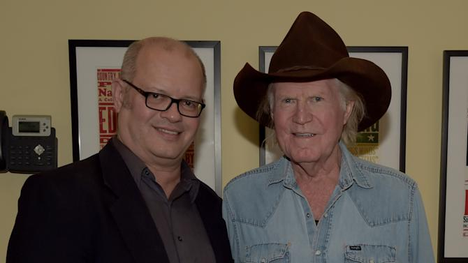 Country Music Hall Of Fame And Museum Presents Billy Joe Shaver Songwriter Session During Americana Music Festival & Conference