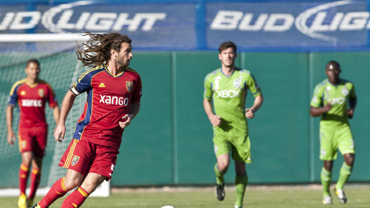 MLS: Preseason-Seattle Sounders vs Real Salt Lake