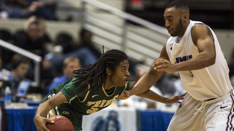 NCAA Basketball: CAA Tournament-James Madison vs William & Mary