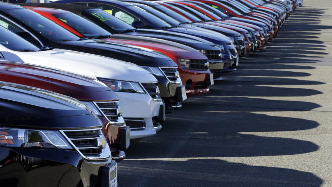 Sept. US sales falter, but automakers see rebound