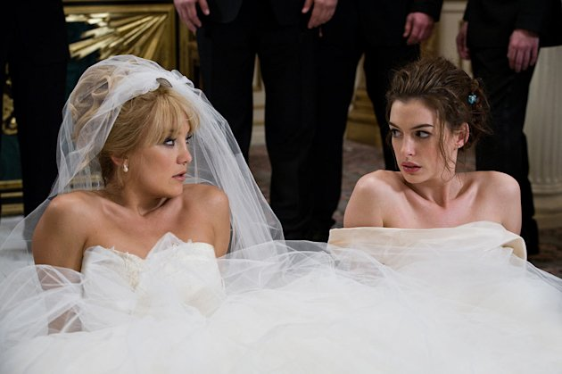 First Weekend Bombs 2011 Bride Wars