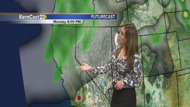 High wind advisory through Tuesday