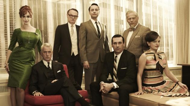 The cast of 'Mad Men' Season 5 -- AMC