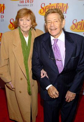 Anne Meara and Jerry Stiller 'Seinfeld' DVD Release Party New York City - 11/17/04