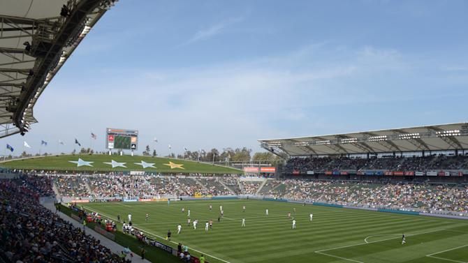 MLS: Chivas USA at Los Angeles Galaxy