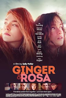 Poster of Ginger & Rosa