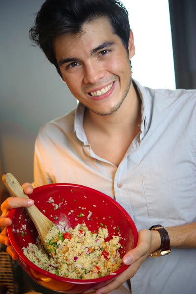 Meet the Hot Guys Who Cook