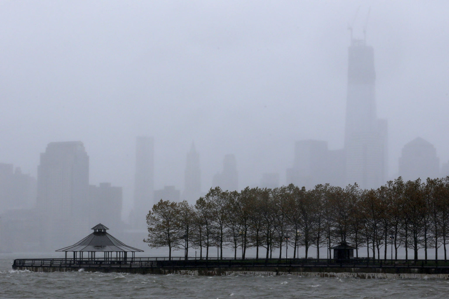 NYC Marathon Not Expected To Be Affected By Storm
