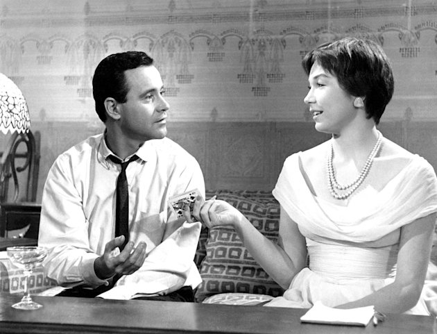 Michel Hazanavicius's Five Favorite Hollywood Films 2012 The Apartment