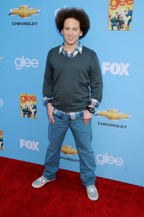Josh Sussman attends the &quot;Glee&quot; Season 2 Premiere Screening and DVD Release Party at Paramount Studios on September 7, 2010, in Hollywood. 