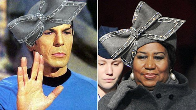 Aretha Franklin's Hat Lives On (ABC News)