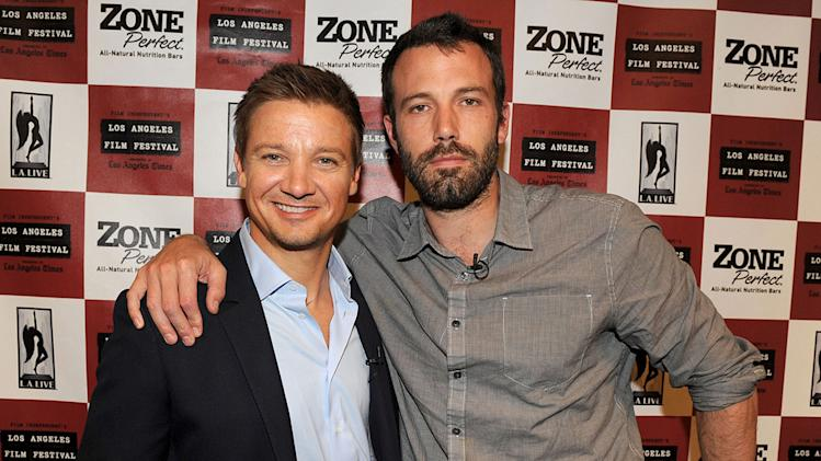2010 Los Angeles Film Festival Jeremy Renner Ben Affleck