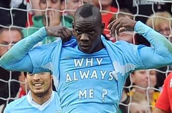 Balotelli: Mancini will find a way to win Manchester derby