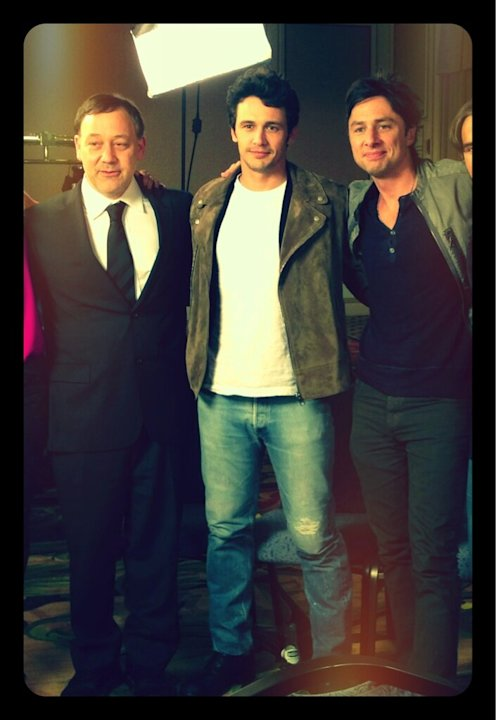 Sam Raimi, James Franco and …