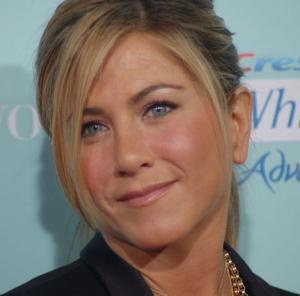 What did you think of Jennifer Aniston's leather look?