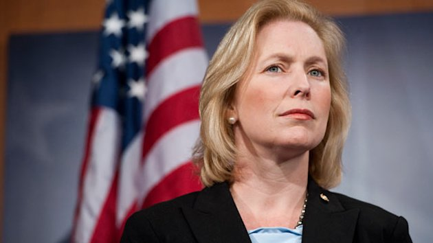 Kirsten Gillibrand Says Senate Women Waiting on Obama's White House Invitation (ABC News)