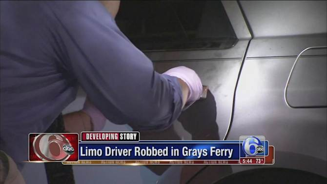 Cab driver held-up at gunpoint in Grays Ferry