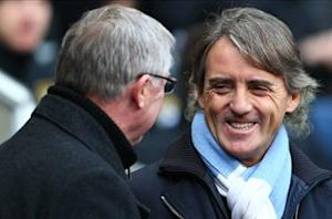 It was an honor to compete against Sir Alex Ferguson, says Manchester City boss Mancini