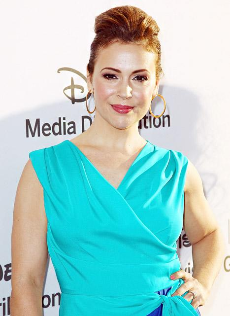 Alyssa Milano Turns 40: Inside Her Surprise Birthday Party!