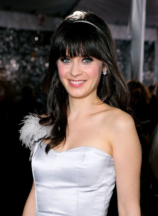 Yes Man LA Premiere 2008 Zooey Deschanel