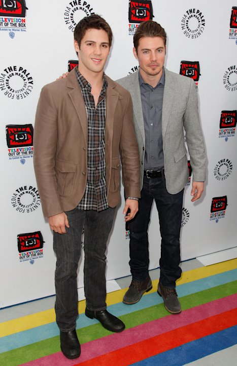 Steven R. McQueen and Josh …