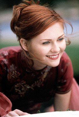 Kirsten Dunst as Mary Jane in Columbia Pictures' Spider-Man