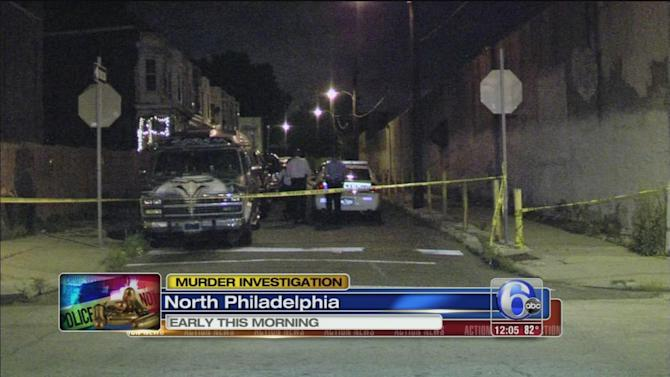 Body of man found in North Philadelphia