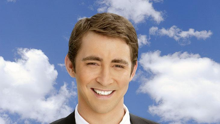 Lee Pace stars as Ned in Pushing Daisies.