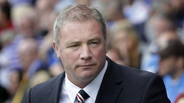 Ally McCoist's Rangers are two games away from Ramsdens Cup glory