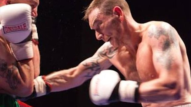 Andrew Buchanan expects a tough time against unbeaten Jonson McClumpha
