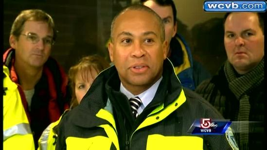 Gov. tours areas hard-hit by storm