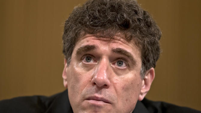Ousted IRS chief regrets treatment of tea party
