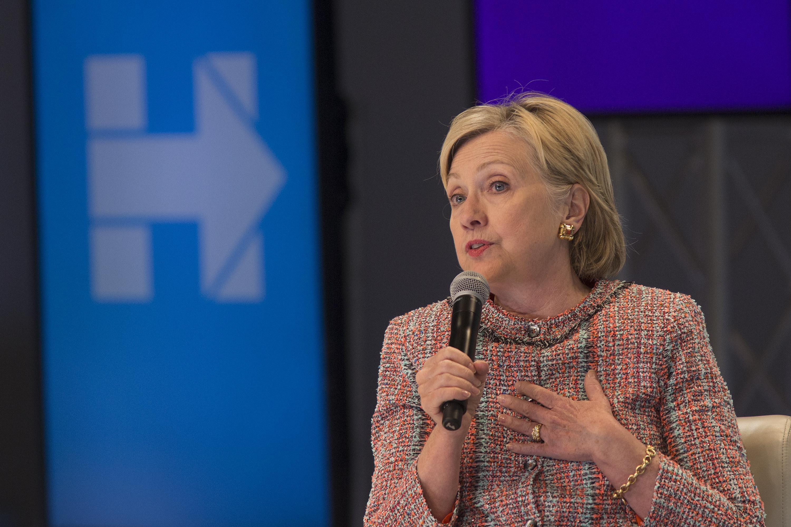 Why Hillary Clinton's Student Debt Idea Is Smart