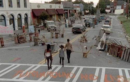 Towns for Sale: Now on eBay: A Town with a Starring Role in The Walking Dead