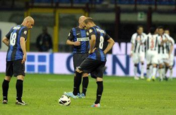Inter 2-5 Udinese: Stramaccioni's side end dismal season in ninth