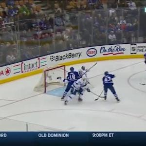 Morgan Rielly Goal on Andrei Vasilevskiy (00:24/3rd)