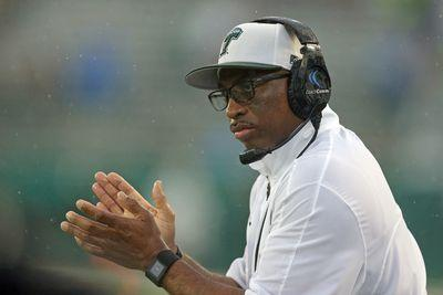 Tulane fires head coach Curtis Johnson