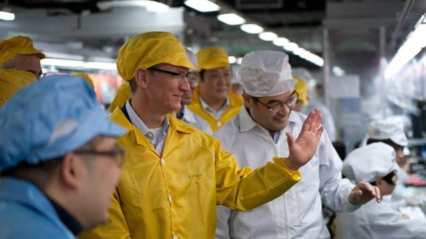 How Apple Fixed Its Foxconn Problem